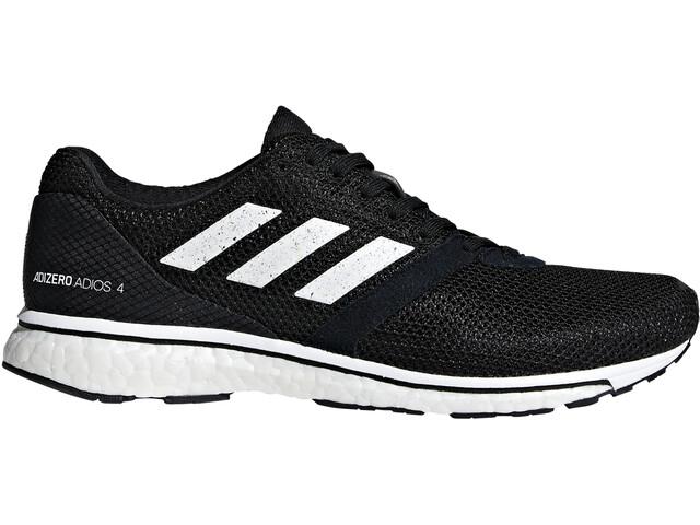 81d13039 adidas Adizero Adios 4 Løpesko Dame core black/ftwr white/core black ...